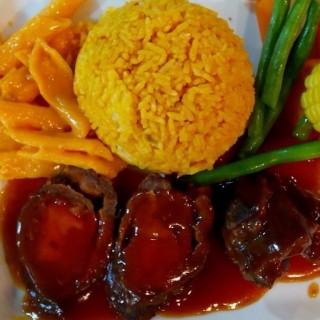 Beef Short Ribs Meal - Cubao's Kangaroo Jack (Cubao)|Metro Manila