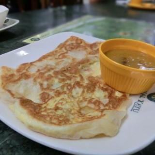 ❤️Roti Telur❤️ -  Petaling Jaya (North) / Original Kayu Nasi Kandar Restaurant (Petaling Jaya (North)) Klang Valley