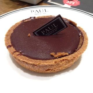 Chocolate tart - Lum Phi Ni's Paul (พอล) (Lum Phi Ni)|Bangkok