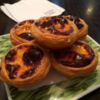 eggs tarts -  dari 安德魯咖啡廊 (北安區) di 北安區  Macau
