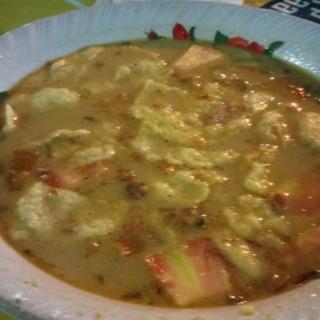 soto daging - ในCengkareng จากร้านSoto Sapi Bang Kumis (Cengkareng)|Jakarta