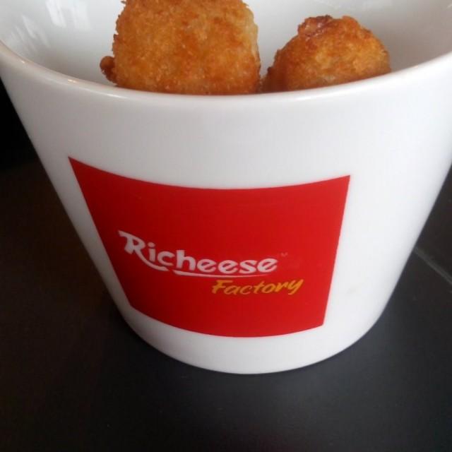 Cheese Sticks - Richeese Factory - Family Gathering - Tangerang Kota - 雅加達