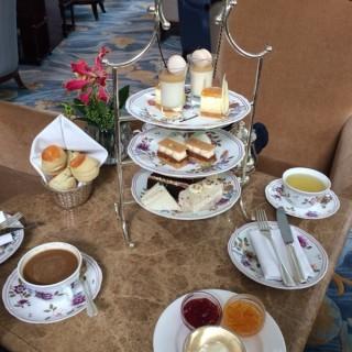 High tea - 位於金鐘的港島香格里拉酒店大堂酒廊 (金鐘) | 香港