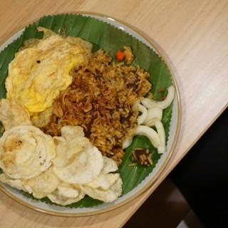 Nasi Goreng Babat Samping Sepoor - 位於Kebayoran Baru的Selera Meneer (Kebayoran Baru) | 雅加達