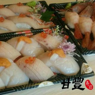 【甘豐粉絲自選刺身、寿司合盛】※《甘豐寿司 ~ 寿司、刺身外送服務使用》希望大家吃過大滿足! - 位於大圍的甘豐寿司  (大圍) | 香港