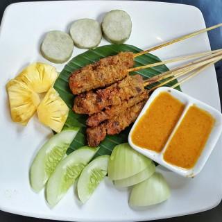 Malaysian Beef Satay - 位于Kuningan的Katjapiring (Kuningan) | 雅加达