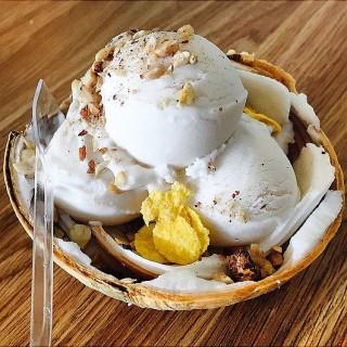 Coconut Ice Cream  - 位于武吉丁宜的Sangkaya (武吉丁宜) | 雪隆区