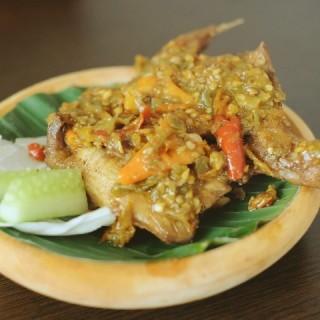 Puyuh Rawit + Puyuh Sambal Endeuss -  dari Warung Sangrai (Pantai Indah Kapuk) di Pantai Indah Kapuk |Jakarta