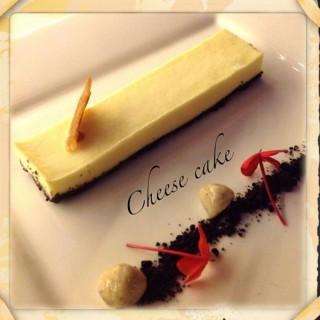 Cheese cake -  dari Tortuga Kitchen & Bar (Kelapa Gading) di Kelapa Gading |Jakarta
