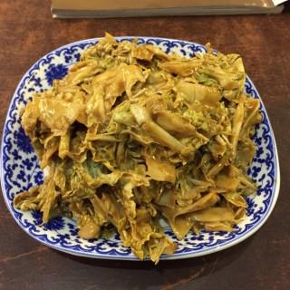 乾隆白菜 - 位于前门的都一处烧麦馆 (前门) | 北京