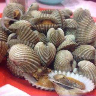 Kerang Rebus - Pademangan's Seafood Mulyono 94 (Pademangan)|Jakarta