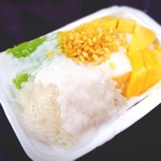 芒果糯米飯 -  dari Mae Varee (คลองตันเหนือ) di คลองตันเหนือ |Bangkok