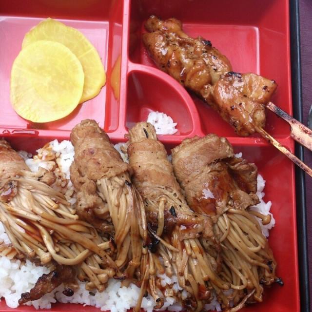 金菇肥牛卷定食 - Friendmily - 海鮮 - 觀塘 - 香港