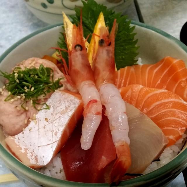 雜錦刺身飯 - 赤壽司 - 日式西餐 - 北角 - 香港