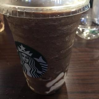 摩卡奶酪星冰樂 -  dari Starbucks Coffee (土城區) di 土城區 |New Taipei / Keelung