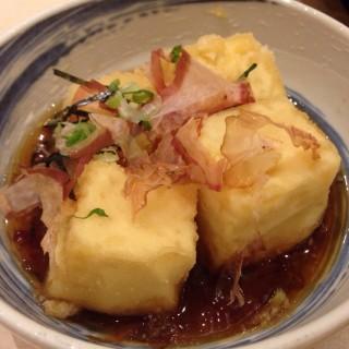 Agedashi Tofu -  Boon Lay / Ichiban Boshi - Shokutsu 10 (Boon Lay) Singapore