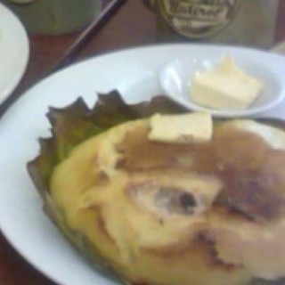 Bibingka with Kesong Puti and Itlog na Pula - North Avenue's Tsoko.Nut Batirol (North Avenue)|Metro Manila