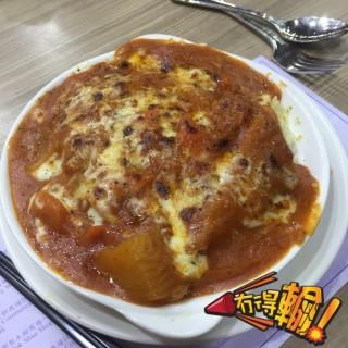 鮮茄焗豬扒飯 - 位於天水圍的五十嵐日本料理 (天水圍) | 香港