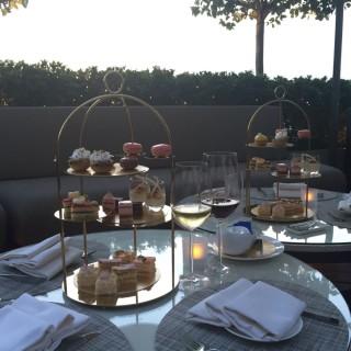 Afternoon tea set - ใน尖沙咀 จากร้านLa Terrasse by ÉPURE (尖沙咀) ฮ่องกง