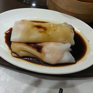 鮮蝦腸粉 -  dari Fulum Palace (馬鞍山) di 馬鞍山 |Hong Kong
