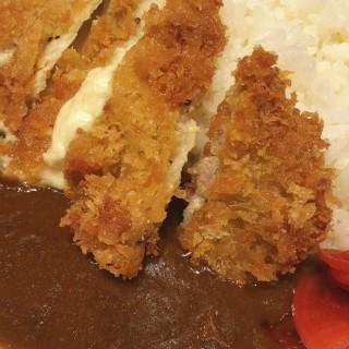 咖喱吉列豚肉芝士卷飯 - 位於青衣的丼丼屋 (青衣) | 香港