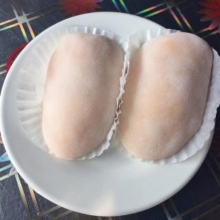 芒果糯米糍 - ใน長洲 จากร้าน芒果王 (長洲)|ฮ่องกง