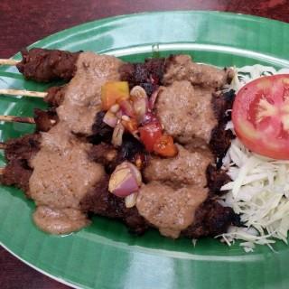 Sate jamur -  dari Jejamuran (Sleman) di Sleman |Yogyakarta