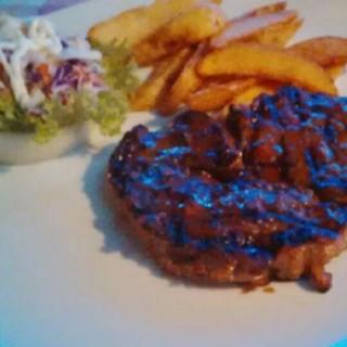 ribs eye steak - 's On On Pub (Central Semarang)|Semarang