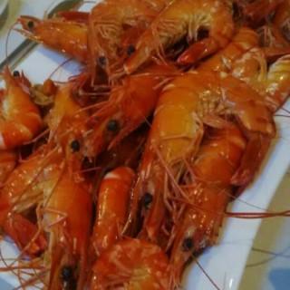udang mabok - Pemuda's Hongkong Palace Restaurant (Pemuda)|Semarang
