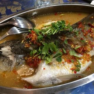 清蒸檸檬魚 -  dari 泰鑽泰式料理 (大里區) di  |Taichung