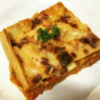 lasagna -  dari Pasta Gio (Asem Gede) di Asem Gede |Yogyakarta