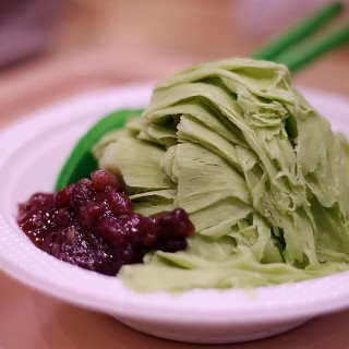 Matcha red bean snow ice - BSD City's Yamatoya (BSD City)|Jakarta