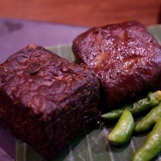 Tahu tempe bacem - Pondok Indah's Remboelan Indonesian Soul Food (Pondok Indah)|Jakarta
