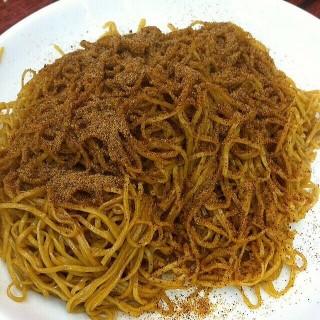 蝦子撈麵 -  dari Luk Kee Noodle (沙梨頭) di 沙梨頭 |Macau