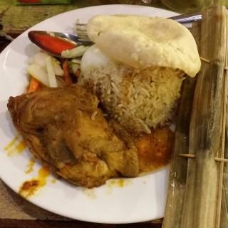 Nasi Briyani Ayam Rendang -  Bangi / Teh Tarik Place (Bangi)|Klang Valley
