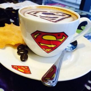 dari DC Super Heroes Cafe (Gelang Patah) di Gelang Patah |Johor
