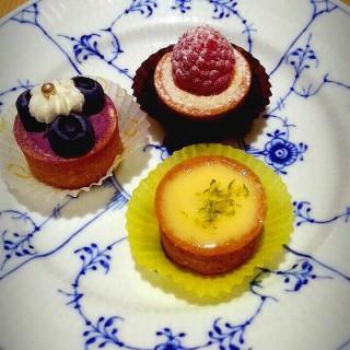 17號檸檬塔、藍莓塔、覆盆子杏仁塔 - 位於西區的檸檬洋菓子 (西區) | 台中