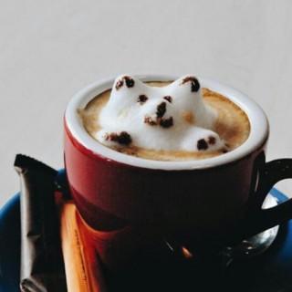 Cappucino - Pluit's Mokka Coffee Cabana (Pluit)|Jakarta