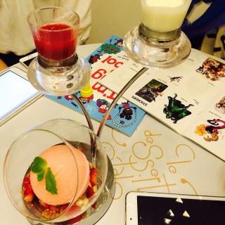 開心 - 位於的Le Dessert Palais (旺角) | 香港