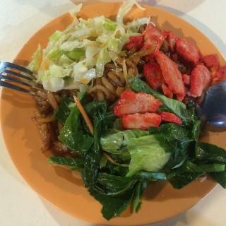 Vegetarian Mee Tai Mak -  Bishan / 碧山素食 (Bishan)|Singapore