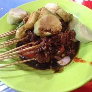 Sate Kambing -  dari Kuliner Theresia (Menteng) di  |Jakarta