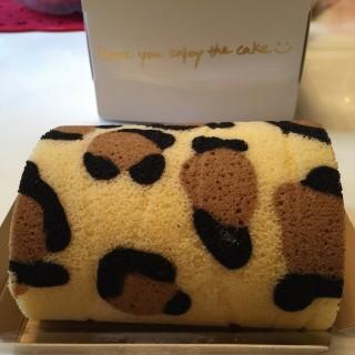 法國焦糖豹紋蛋糕 - 位於何文田的美心西餅 (何文田) | 香港