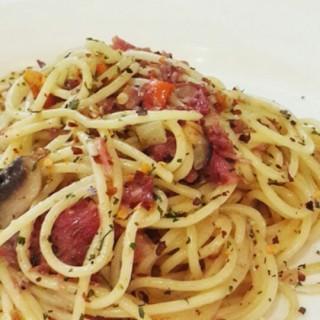 corned beef spagethi -  Thamrin / Bakerzin (Thamrin)|Jakarta