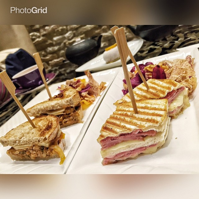 Pulled pork sandwiches & grilled ham & cheese sandwiches  - MGM Patisserie - Casual Drink - Alameda Dutor Carlos d'Assumpção - Macau