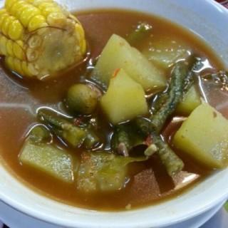 Sayur Asem -  dari Nasi Uduk Ibu Jum (Kelapa Gading) di Kelapa Gading |Jakarta
