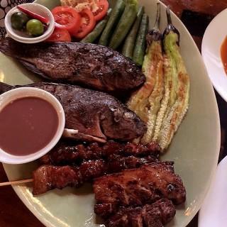 Sinugba Platter - Concepcion 2's Pan de Amerikana (Concepcion 2)|Metro Manila
