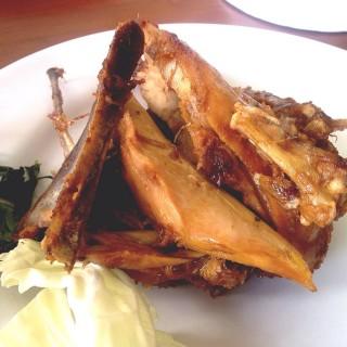 Ayam Goreng -  dari Ayam Goreng Mbah Cemplung (Bantul) di Bantul  Yogyakarta