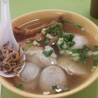 Yong Tau Fu Soup - Chinatown's Xiu Ji Ikan Bilis Yong Tau Foo (Chinatown) Singapore