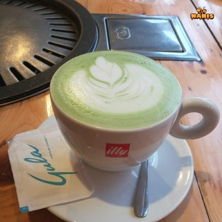 Greentea Latte -  Jawa / Aventree BBQ Resto & Homestay (Jawa)|Other Cities