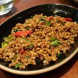 Hot Basil Chicken - ในSlipi จากร้านThai I Love You (Slipi)|Jakarta